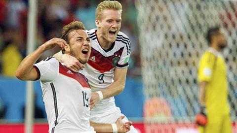 Đây! Lý do Đức sẽ vô địch EURO 2016 - Ảnh 1