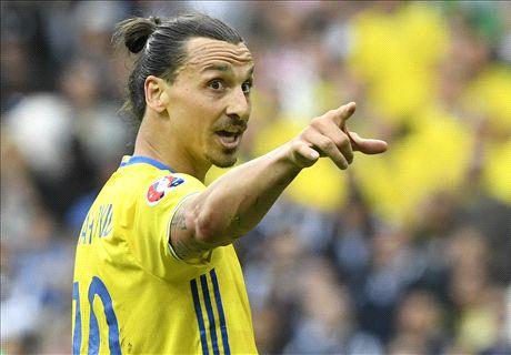 """CH Ireland 1-1 Thụy Điển: Chưa tới MU, Ibrahimovic đã mang vận son """"Quỷ đỏ"""" - Ảnh 1"""