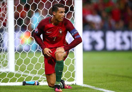 Ronaldo im tiếng, Iceland bất ngờ cầm chân Bồ Đào Nha - Ảnh 1