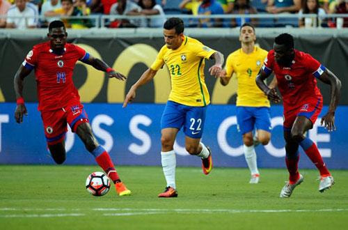 Top 10 bàn thắng đẹp nhất vòng bảng Copa America 2016 - Ảnh 1