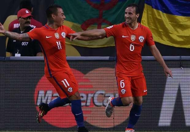 Chile 2-0 Colombia: Hạ gục nhanh, tiêu diệt gọn - Ảnh 1