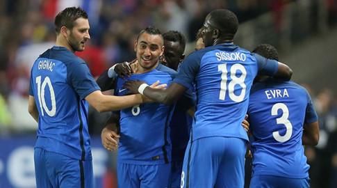 Xem tực tiếp Pháp vs Ireland 20h00 - Ảnh 1