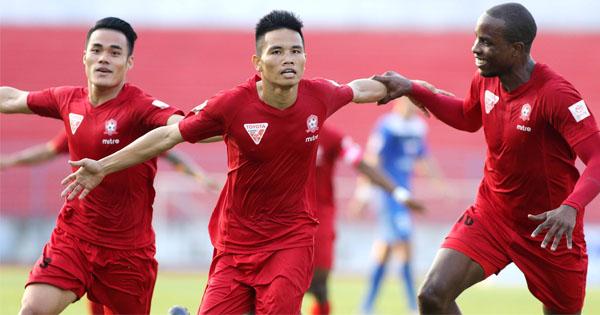 Xem trực tiếp tứ kết Cúp Quốc gia Quảng Nam vs Hải Phòng 16h30 - Ảnh 1