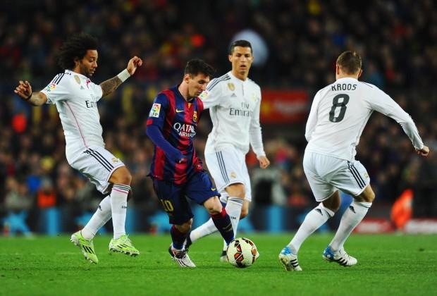 Những pha xâu kim đỉnh nhất trong sự nghiệp của Messi - Ảnh 1