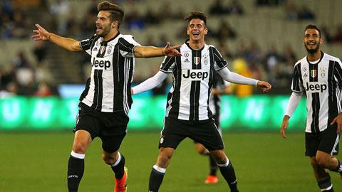 Sao trẻ lập siêu phẩm từ giữa sân, Juventus vẫn bại trận trước Melbourne Victory - Ảnh 1