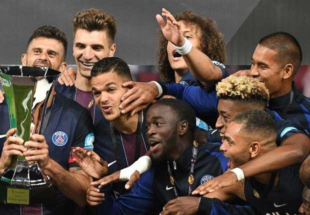 PSG 4-1 Lyon: Unai Emery giành chiếc Cúp đầu tiên với PSG - Ảnh 1