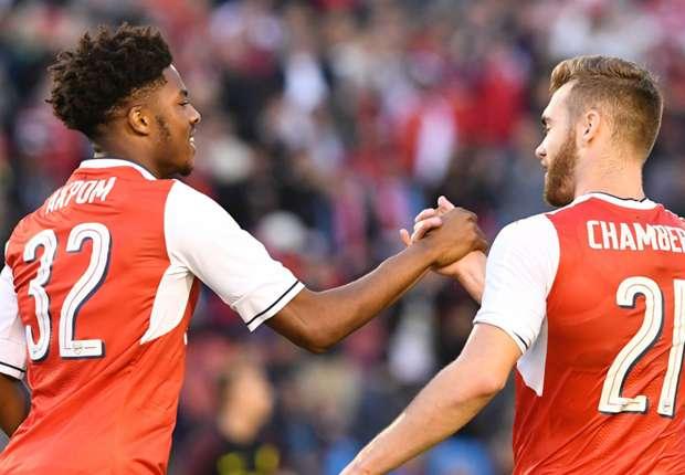 Arsenal 3-2 Man City: Đại tiệc của sao trẻ - Ảnh 1