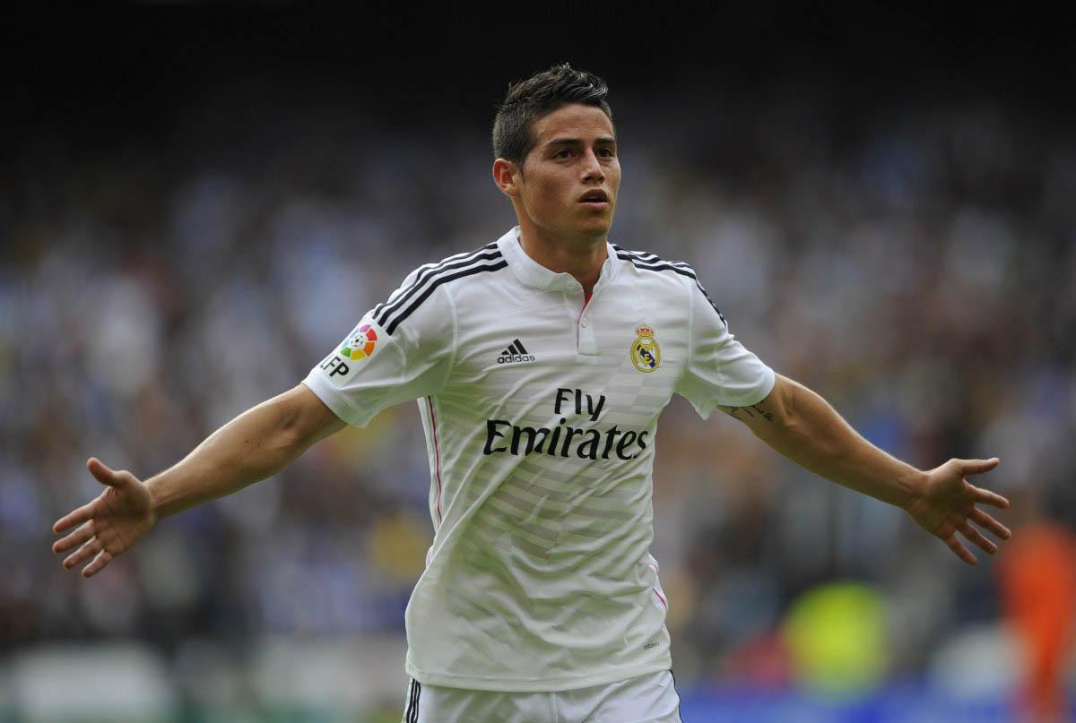 Tin chuyển nhượng 9/8: Lộ diện đại gia Anh chi 72 triệu bảng cho James Rodriguez - Ảnh 1