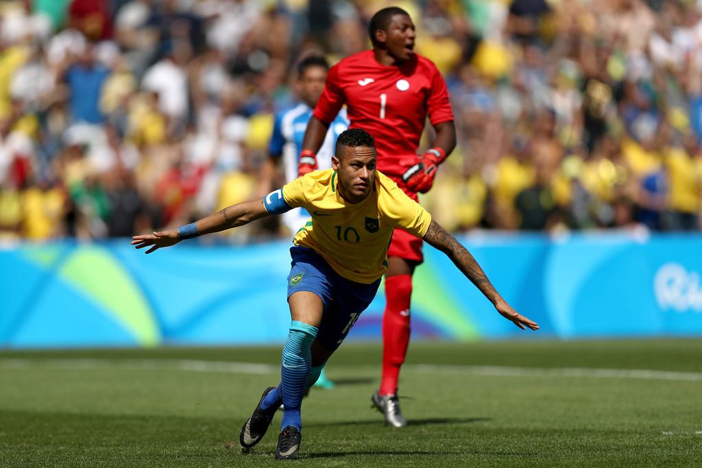 U23 Brazil 6-0 U23 Honduras: Neymar tỏa sáng, chủ nhà hùng dũng vào chung kết - Ảnh 1