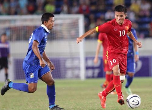 Xem trực tiếp U19 Việt Nam vs U19 Thái Lan 15h00 - Ảnh 1