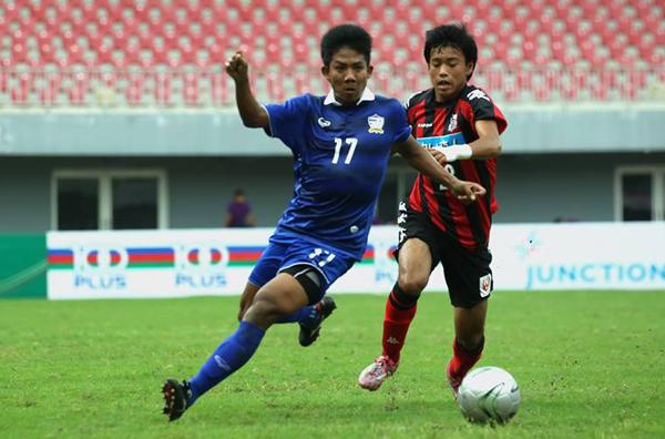 U19 Thái Lan bất ngờ thắng đậm U18 Consodale Sapporo - Ảnh 1