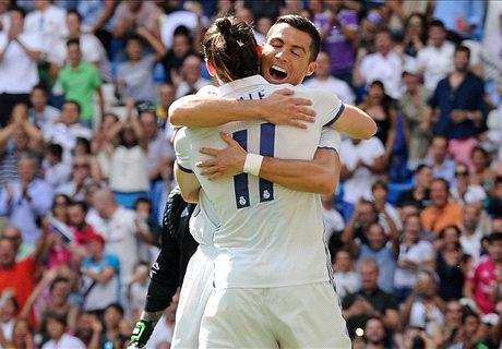 Real Madrid 5-2 Osasuna: Real đại thắng ngày Ronaldo trở lại - Ảnh 1