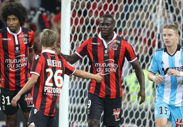Balotelli bùng nổ với cú đúp trong ngày ra mắt Nice - Ảnh 1