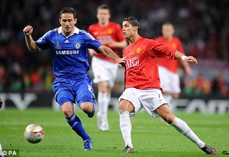 Ronaldo trả đũa Lampard và cái kết bất ngờ - Ảnh 1