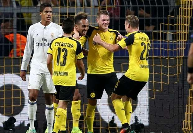 Dortmund chia điểm với Real Madrid trong trận cầu tưng bừng bàn thắng - Ảnh 1