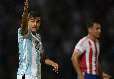 Argentina 0-1 Paraguay: Vắng Messi, Argentina hóa tầm thường - Ảnh 1