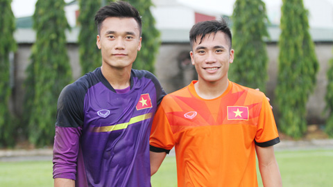 Chuyện ít biết về hai anh em cùng khoác áo U19 Việt Nam ở VCK U19 châu Á 2016 - Ảnh 1