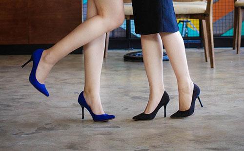 Cách chọn giày mũi nhọn cho phái đẹp tự tin tôn dáng