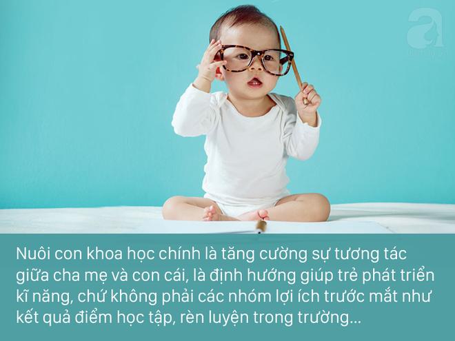 6C - nguyên tắc dạy con sẽ tạo ra những đứa trẻ thành công thực sự - Ảnh 2