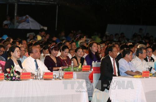 'Một thời hoa đỏ' tri ân người có công với cách mạng tại Quảng Nam - Ảnh 1