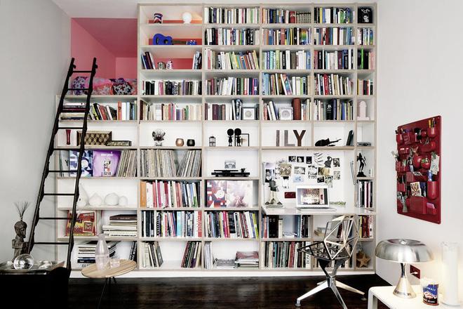 Bí mật của căn hộ 40m² nhìn đâu cũng đầy ắp đồ đạc mà vẫn siêu gọn gàng - Ảnh 2