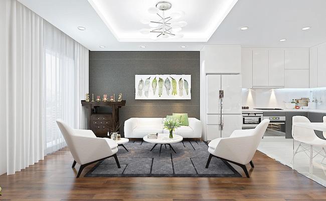 Với chi phí chưa đến 190 triệu, KTS đã hoàn thành căn nhà cấp 4 rộng 52m² với những công năng bất ngờ - Ảnh 3
