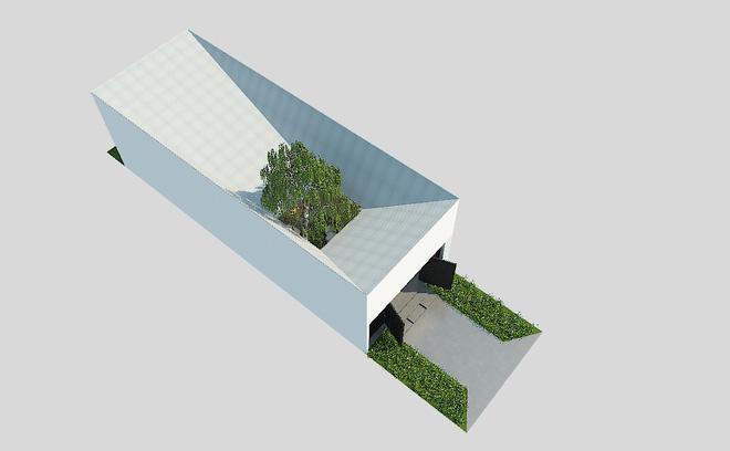 Với chi phí chưa đến 190 triệu, KTS đã hoàn thành căn nhà cấp 4 rộng 52m² với những công năng bất ngờ - Ảnh 2