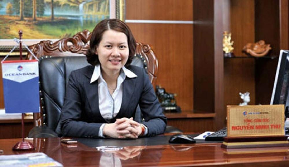 """Ai gửi gắm """"bóng hồng"""" Nguyễn Minh Thu cho Hà Văn Thắm?"""
