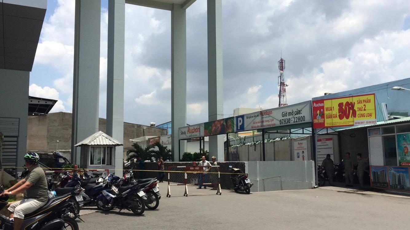 Điều tra vụ xác nam thanh niên trong bao tải ở chung cư Sài Gòn