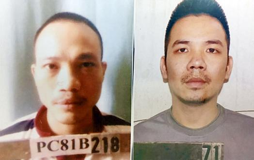 Quá khứ bất hảo của 2 tử tù vừa trốn khỏi phòng biệt giam