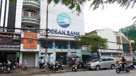 Khởi tố phó giám đốc Ngân hàng OceanBank chi nhánh Hải Phòng