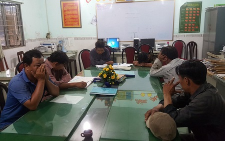 Bộ Công an triệt xóa đường dây rút ruột xăng dầu lớn ở TP Hồ Chí Minh