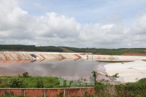 Thông tin vỡ hồ chứa bùn đỏ tại Nhà máy Alumin Nhân Cơ là không đúng sự thật - Ảnh 1