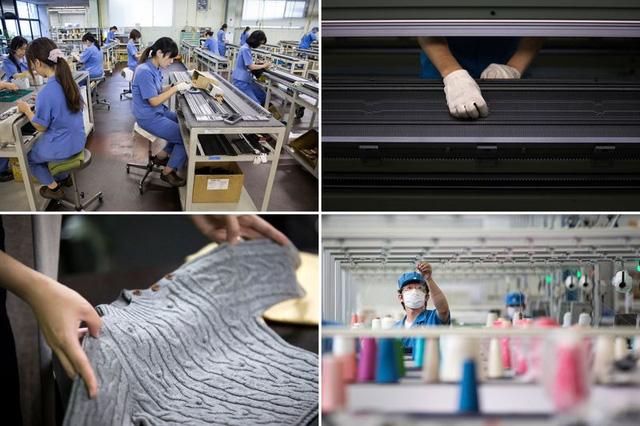 Tạo ra những chiếc máy 30 phút may xong 1 cái áo, công ty Nhật Bản tham vọng làm vỏ ô tô bằng... vải - Ảnh 3