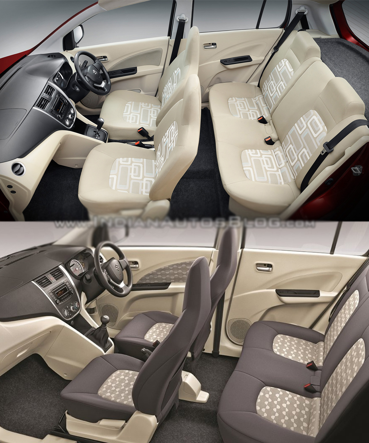 """Suzuki Celerio 2018 vừa ra mắt liệu có """"ăn đứt"""" i10 của Hyundai? - Ảnh 3"""