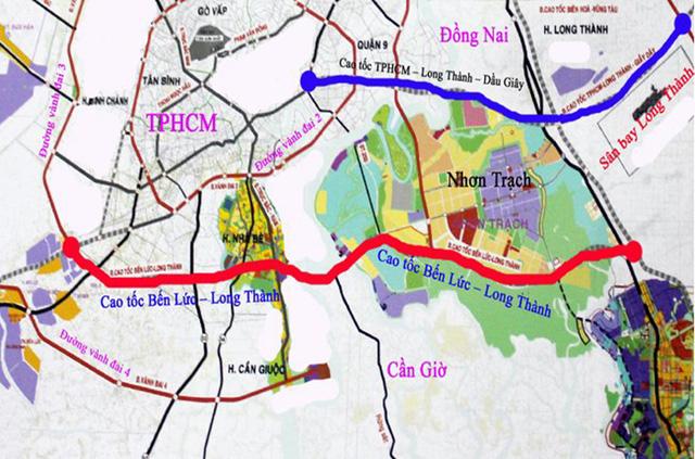Vì sao Vạn Thịnh Phát, Thaco Trường Hải, Trần Anh Group... bỗng ồ ạt đổ tiền vào bất động sản Long An? - Ảnh 1