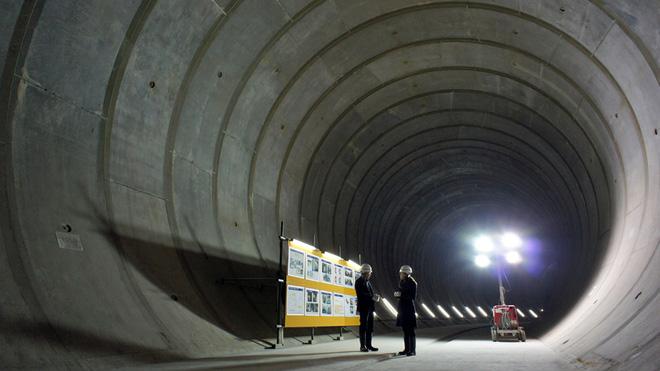 Cống ngầm lớn nhất thế giới 2,6 tỷ đô ở Nhật, siêu bão mưa 3 ngày liền cũng không ngập - Ảnh 5