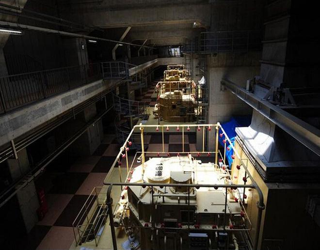 Cống ngầm lớn nhất thế giới 2,6 tỷ đô ở Nhật, siêu bão mưa 3 ngày liền cũng không ngập - Ảnh 7