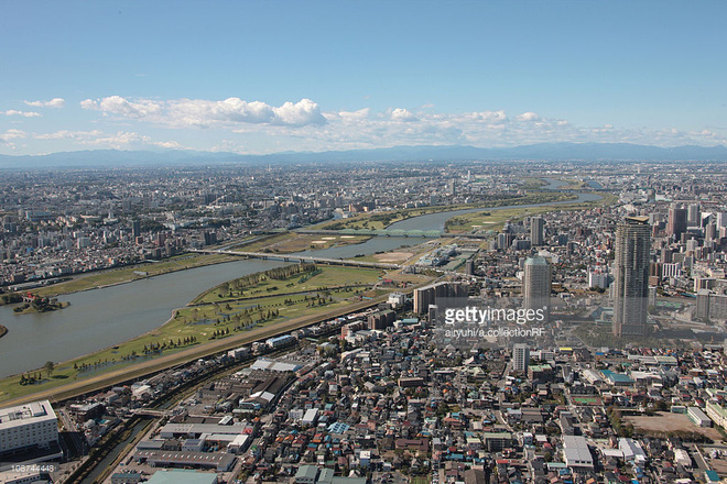 Cống ngầm lớn nhất thế giới 2,6 tỷ đô ở Nhật, siêu bão mưa 3 ngày liền cũng không ngập - Ảnh 4