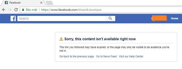 """Cửa hàng lụa Khaisilk lặng lẽ đóng cửa Fanpage trước nghi vấn """"made in China"""" của khách - Ảnh 2"""