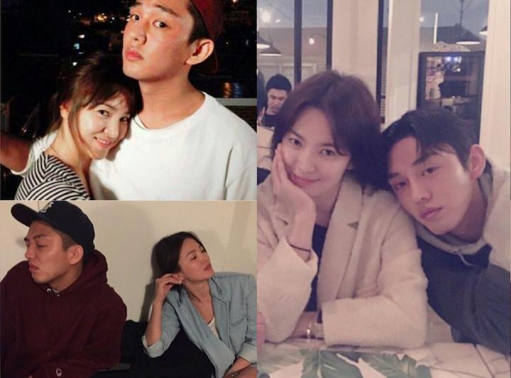 Đây là dàn khách mời siêu sao xứ Hàn dự đám cưới thế kỷ của Song Joong Ki và Song Hye Kyo? - Ảnh 4