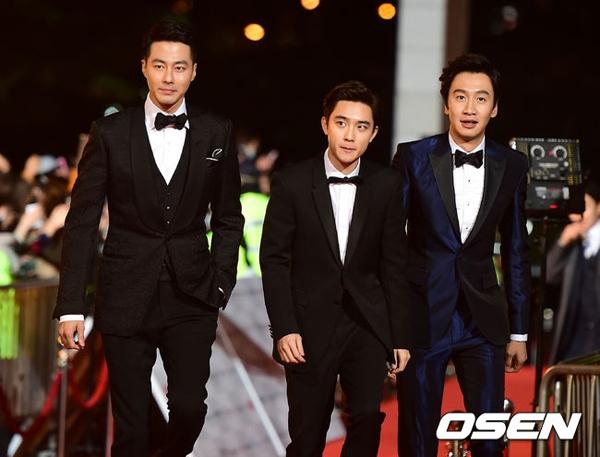 Đây là dàn khách mời siêu sao xứ Hàn dự đám cưới thế kỷ của Song Joong Ki và Song Hye Kyo? - Ảnh 8