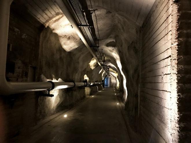 Ghé thăm căn hầm bí mật trên đỉnh núi tại Thụy Sĩ, nơi các triệu phú cất giấu tiền ảo bitcoin - Ảnh 6