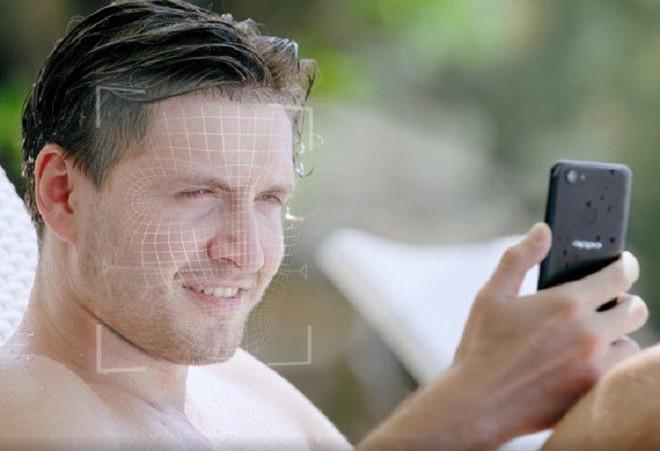 Như chưa bao giờ nhanh đến thế, Vivo ra mắt smartphone có Face ID như iPhone X, OPPO thì có Face Unlock, chỉ tiếc là... - Ảnh 2
