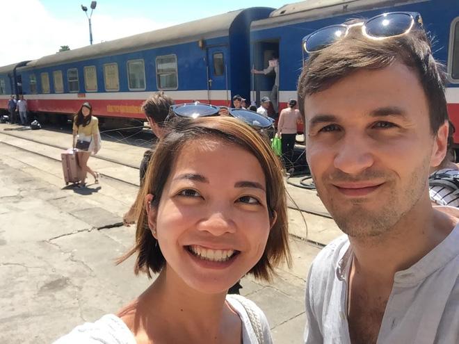 Chàng trai Pháp đưa bạn gái Việt sang Myanmar cầu hôn trên khinh khí cầu  - Ảnh 4