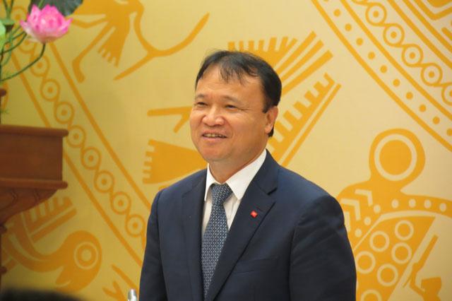 """Thứ trưởng Đỗ Thắng Hải: """"Chống gian lận thương mại không riêng bộ Công Thương"""" - Ảnh 1"""