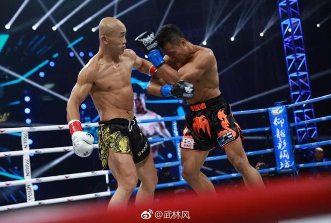 """Cao thủ """"đệ nhất Thiếu Lâm"""" bị hạ đo ván sau cú đá của võ sĩ số 1 thế giới - Ảnh 3"""