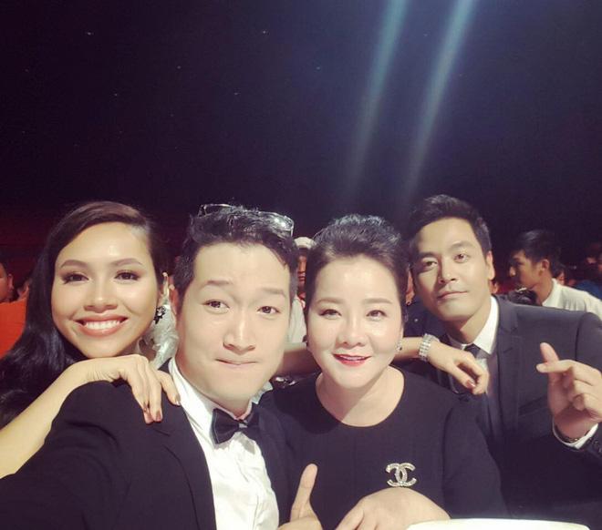 MC Phan Anh lên tiếng xin lỗi sau phát ngôn gây tranh cãi về Hoa hậu Hoàn vũ Việt Nam - Ảnh 1