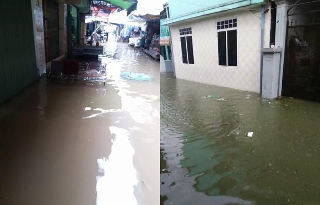 Chuyện bi hài ngày bão: Nước lũ ngập mâm cơm, cả làng dùng ké điện nhà hàng xóm - Ảnh 3