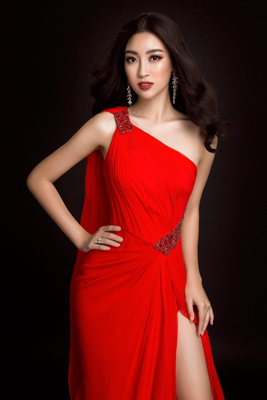 Loạt trang phục dạ hội lộng lẫy Hoa hậu Đỗ Mỹ Linh mang tới Miss World 2017 - Ảnh 6